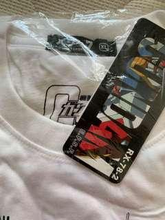 Gundam  tee shirt