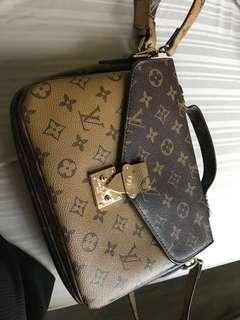 Brand new Louis Vuitton pouchette Métis side bag