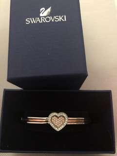 Swarovski Cupid Bangle
