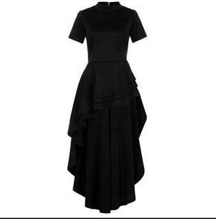 peplum dresss