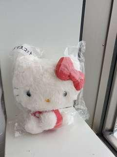 Hello Kitty Plush Toy with chain