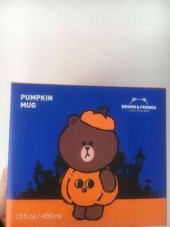 Line friends Brown Mug