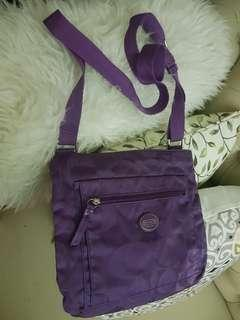 Coach nylon mini crossbody size 28*25*5cm
