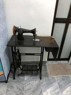 Antique Sewing Machine 50yrs