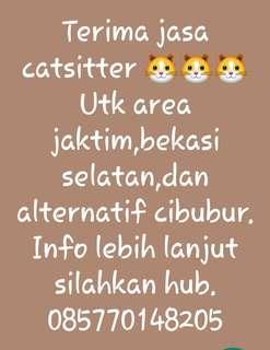 Jasa catsitter