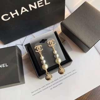 Chanel Earrings (BN)