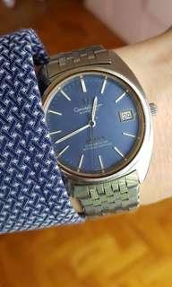 Omega Constellation Chronometer certified.