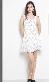 Shopsassydream foral dress