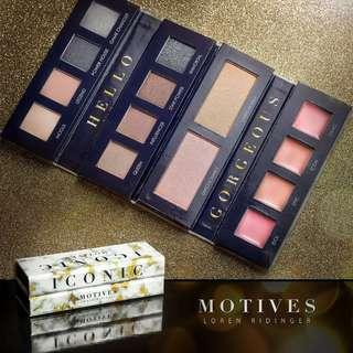 MOTIVES COSMETICS ICONIC PALETTE