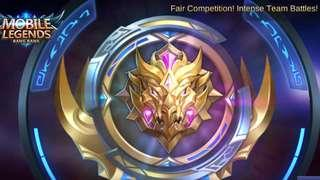 Mobile legend rank boost