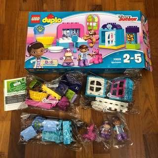 Lego Duplo Disney Doc McStuffins 10828