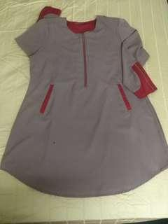 Muslimah blouse