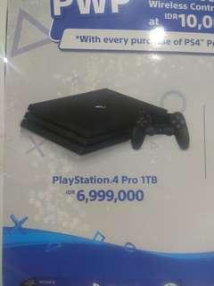 Kredit tanpa CC Bunga Bisa 0% PS4 Pro 1 TB