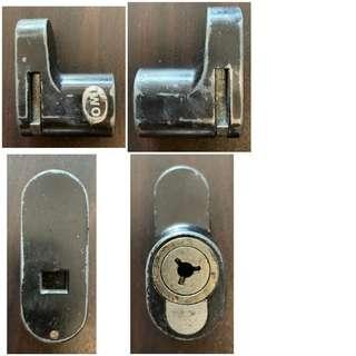 機車碟煞鎖自動卡鎖 WO-801 碟剎鎖 碟煞鎖 非卡片鎖 前輪鎖