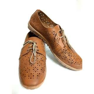 Brown Chocolate Shoes