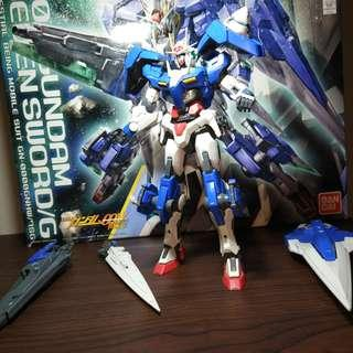 Seven Sword Gundam MG