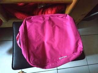 🚚 桃紅收納袋