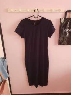Navy Dress [2 FOR 20]