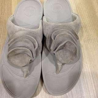 🚚 fittlop夾腳鞋-24.2cm