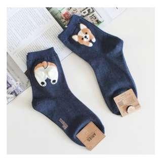 🚚 Print Socks [From Korea]