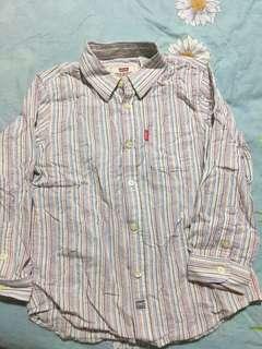 Levi's Long Sleeve Shirt