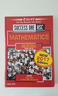 HSC MATHEMATICS - EXCEL SUCCESS ONE