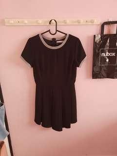 Black Romper Dress [2 FOR 20]