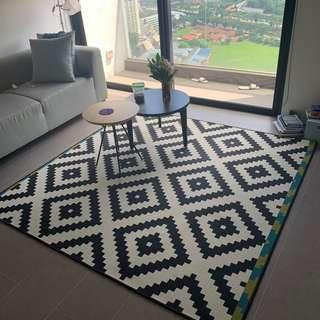 Rugs / Carpet Ikea 2x2m