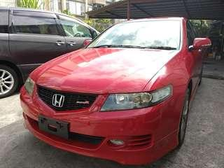 HONDA ACCORD EURO R