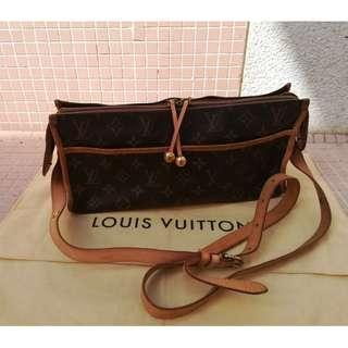 Louis Vuitton Monogram Popincourt Long Shoulder Bag M40008