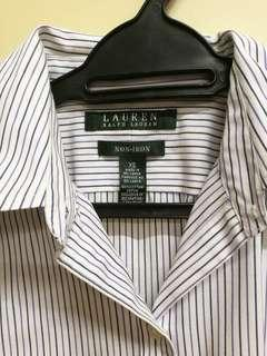Ralph Lauren No Iron Shirt