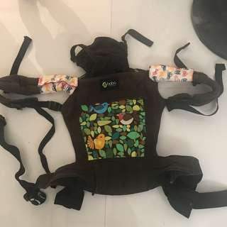 Boba baby carrier preloved