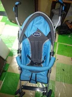 """Stroller baby merk """"pliko"""""""