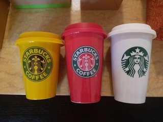 Starbucks 瓦杯