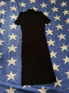 Black Long Dress (Brand New)