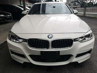 BMW 320i F30 M-Sport - Year 2014. Unregistered
