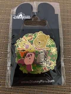 Winnie the Pooh and friends Disney pin
