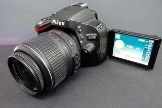 Nikon D5100 | 16mp Vlogging DSLR