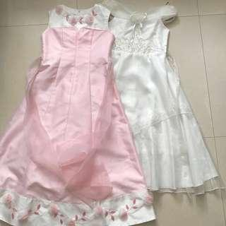 🌸 girls' formal gowns