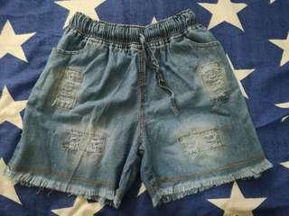 Denim Shorts (Brand New)