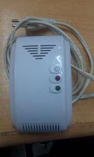 Leak detector gas LPG ,Deteksi kebocoran gas LPG