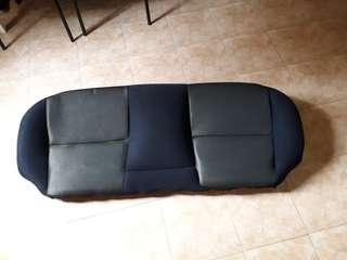 Honda Accord Sv4 Rear Seat 1pcs only (balut baru)