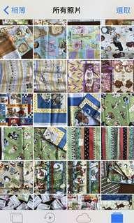 🚚 [蝶古巴特~JC CHI老師專欄]美國進口絕版花色花布料,每個花色只有1~2碼,出售以碼計,每碼一單位,不零售。