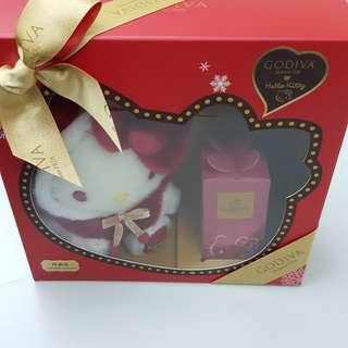 Godiva x Hello Kitty 朱古力禮盒 2018 限量版 limited edition