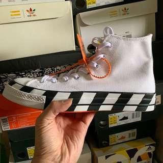 Converse Off White US10.5