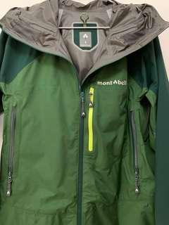 Montbell Dyna Action Parka size S