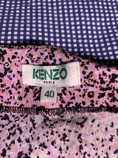 Kenzo silk skirt - never worn