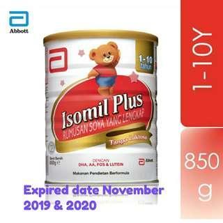 Isomil Plus 850g