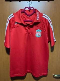 Liverpool Admin polo t