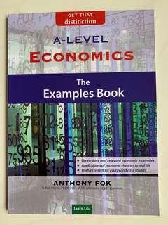 Economics 'A' Level The Example Book